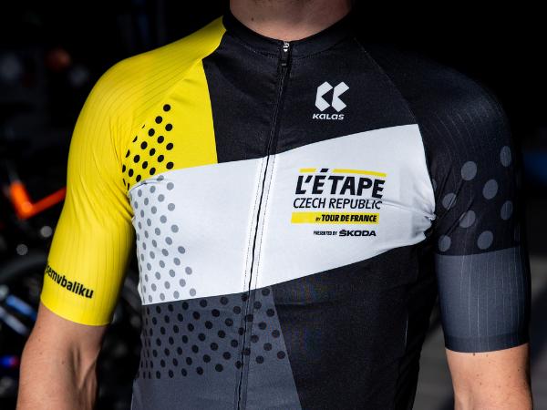 Představení a zahájení prodeje originálního dresu L'Etape Czech Republic by Tour de France