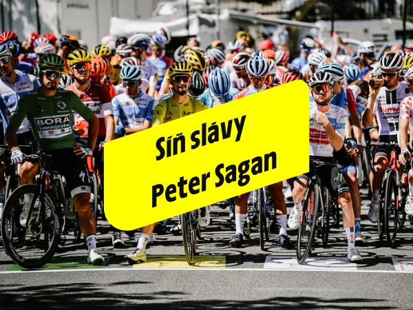 Petr Sagan, rekordman v počtu zelených trikotů