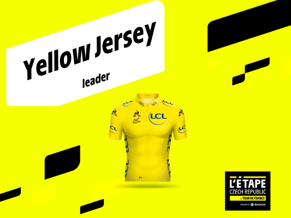 Yellow Jersey for a Champion