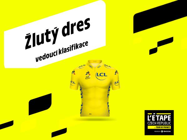 Žlutý dres pro šampiona