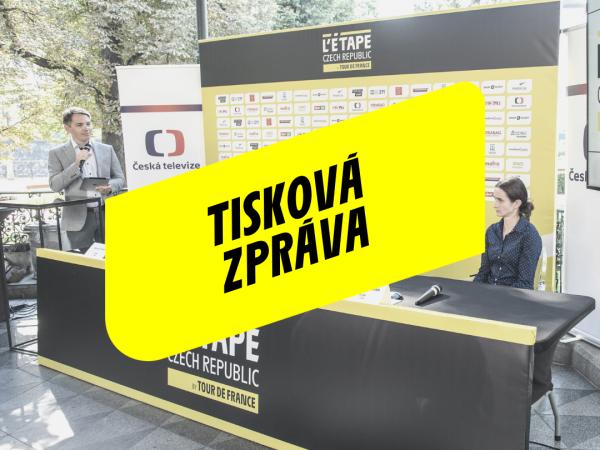 L'Etape Czech Republic by Tour de France se uskuteční v srpnovém termínu