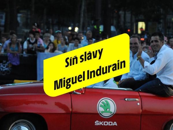 Miguel Indurain, pětkrát po sobě ve žlutém