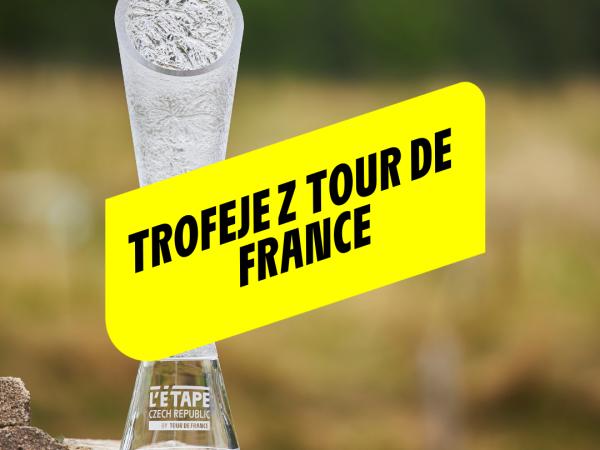 Originální trofeje pro vítěze