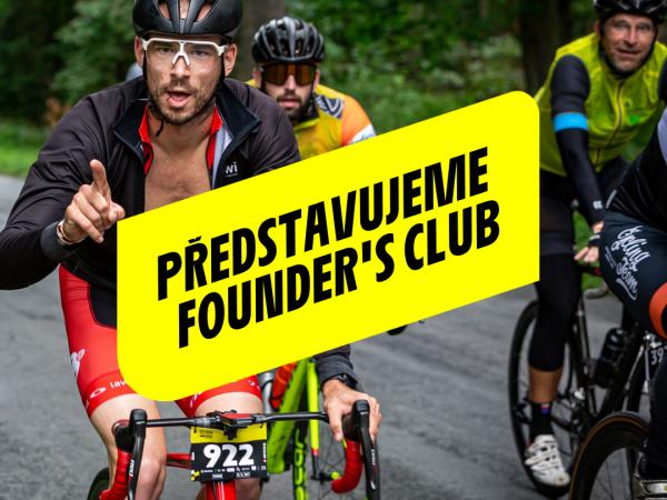 Představujeme Founders club
