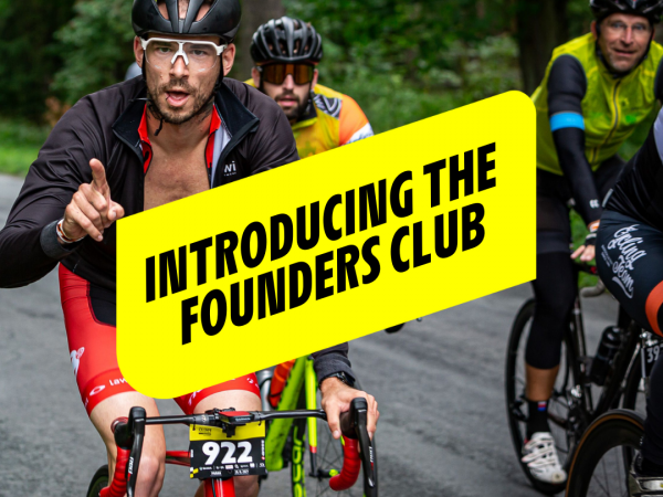 INTRODUCING THE FOUNDERS CLUB