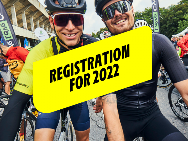 We are opening the registration for L'Etape 2022