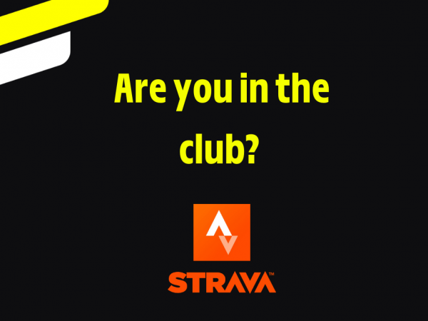 Five reasons to have a STRAVA account