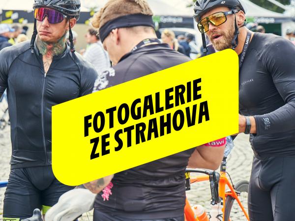 Fotogalerie ze Strahova od Matěje Třešňáka