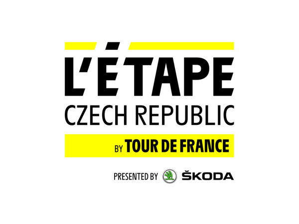 ŠKODA AUTO IS OFFICIALLY THE TITLE PARTNER OF L'ETAPE CZECH REPUBLIC BY TOUR DE FRANCE