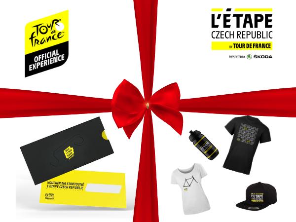 Gift Vouchers & Official Merchandise in Online Store