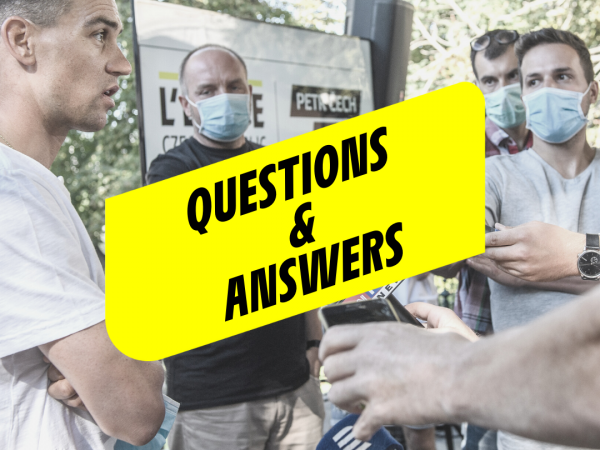 POSTPONEMENT: Questions & Answers